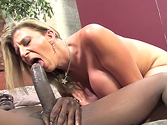Cute Sara Jay Has Interracial Sex With A Big Black Cock