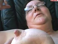 BBW Mature Gets Fucked and Swallows Hot Jizz