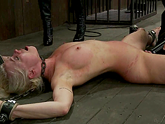 Lucky man fucks Isis Love and cums on Lorelei Lee