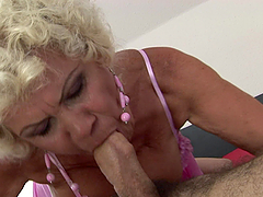 Compilation with slutty grannies having wild sex