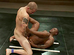 Sexy Jack Hammer And Brenn Wyson Have Interracial Sex