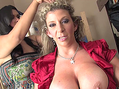 Appetizing Sara Jay Gets Fucked By A Big Black Cock