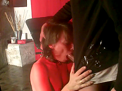 french sex blowjob facefuck and gagging