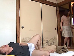 Hot MILF Japanese Gets Her Pussy Hardcore Fucked