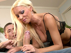 Diana Doll is the hottest blonde milf fuck slut in the business