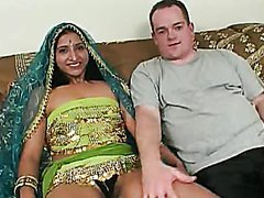 Indian Babe Ashawnas Gets Gangbanged By A Pack Of pussy Hungry Cock