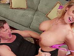 Best-looking MILF in the city enjoys yet another vaginal shagging