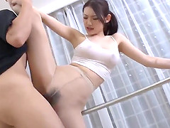 Submissive Japanese Teen Thoroughly Enjoyed