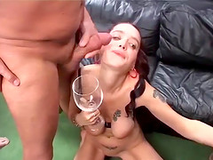 flexi german anal gang banged