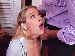 Gorgeous Giselle Palmer wants to be fucked by a horny man