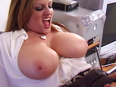 Kelly Madison is a secretary who wants to be fucked