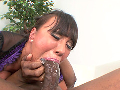 Milf Ava Devine spreading and having her quivering cunt boned