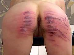 Kinky babe wants to get her ass punished by a nasty friend