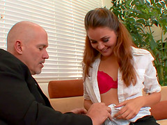 Sucking and fucking are two things Allie Haze likes the most