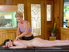 Sweet India Summer like to masturbate with a friend more than anything