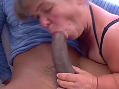 big natural breast hairy mature midget enjoys her first rough big black cock interracial porn lesson
