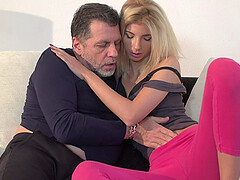 Missy Luv is ready for rough sex with her boyfriend after amazing blowjob