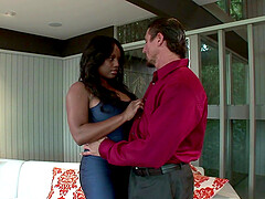horny and handsome dude fucks horny Jada Fire without mercy all day long