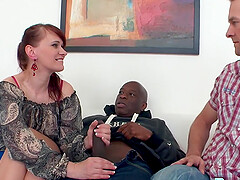 Mature Housewife Vera Delight Makes Cuckold Husband Watch Her Ride BBC