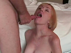 Granny loves to suck cock in this great video from the fantastic and wild Wicked Sexy Melanie.