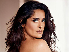 Salma Hayek hottest and sexiest actress