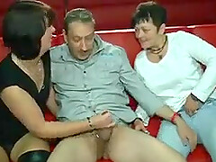 German swingers in the cinema