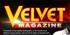 Velvet Mag Video Channel